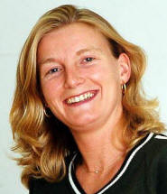 Former world number 5  Fiona Geaves joins East Glos squash coaching team