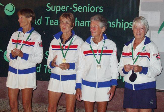 British Super Seniors