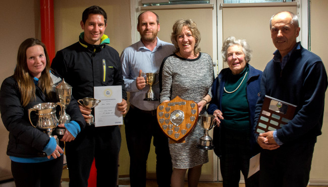 Club of the Year Group Gloucestershire Tennis Awards