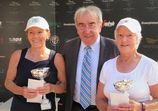 ITF Finalists