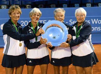 Felicity Thomas Gold Medal ITF