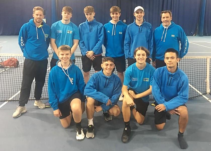 Boys U18 team