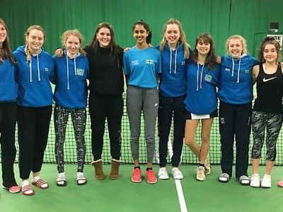 Girls U18 team