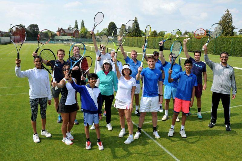 Tennis at East Glos