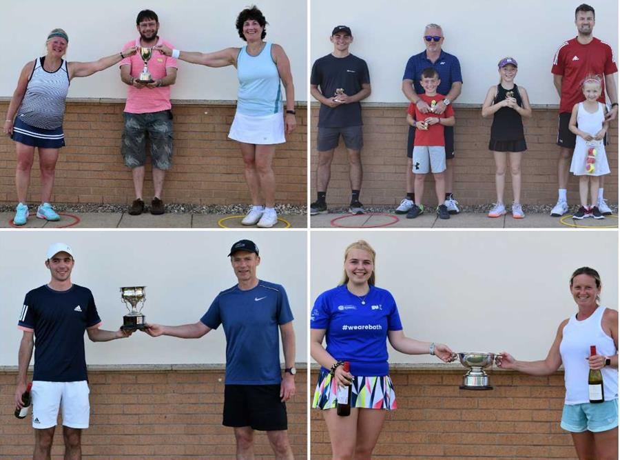 Annual club tennis championships now open for entries