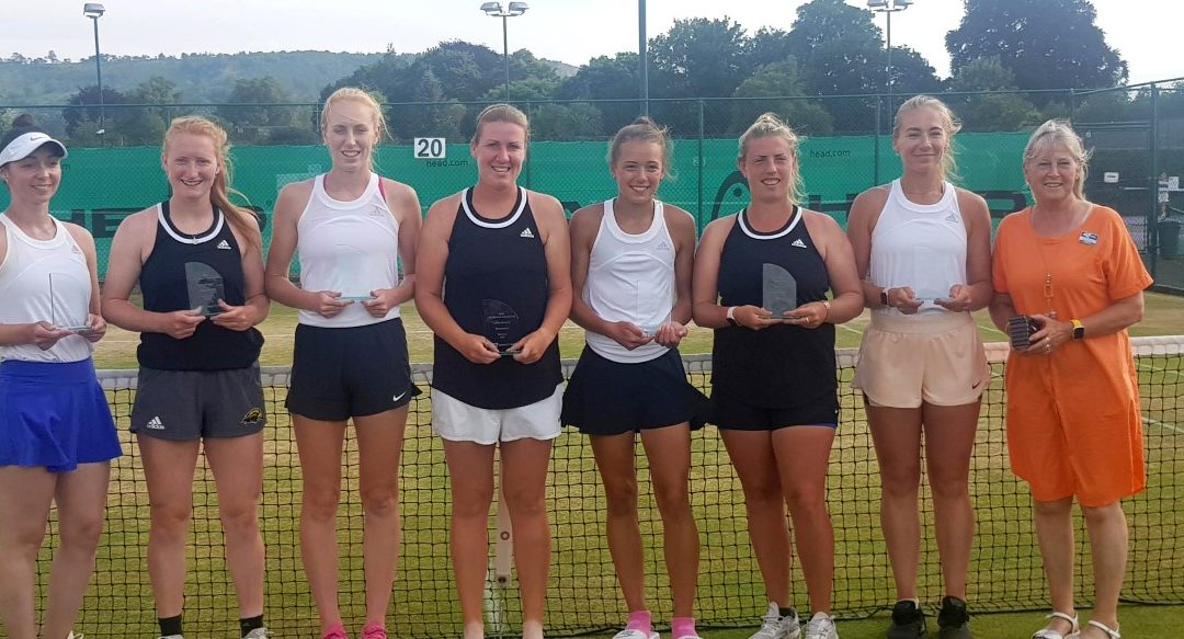 Northumberland wins Ladies County Cup Group 2 at East Glos