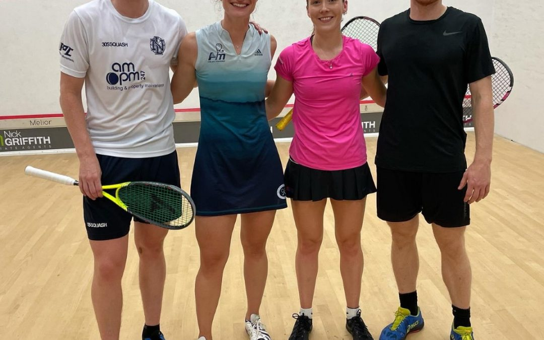 Back to Squash event is a resounding success