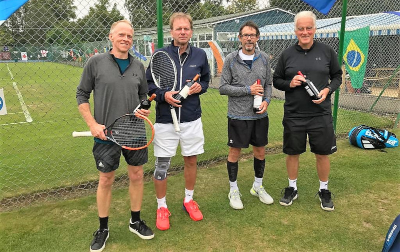 Two ITF titles for East Glos players at Gerrards Cross